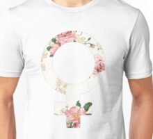 Feminist Floral Unisex T-Shirt