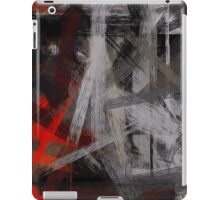 Painting Abstract Background #3 iPad Case/Skin