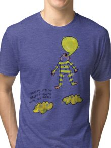 'Snotty Boy Bubbles' Tri-blend T-Shirt