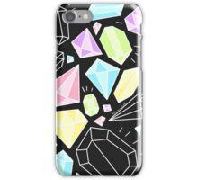 Gems Colored iPhone Case/Skin