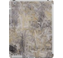 Painting Abstract Background #5 iPad Case/Skin