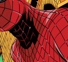 Friendly Neighborhood Spider-Man Sticker