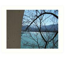 Wolfgansee, Austria Art Print