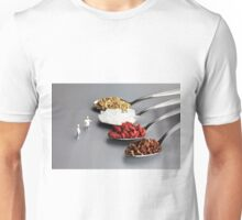 Chef Discussing Cooking Recipes Unisex T-Shirt