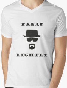 Tread Lightly Mens V-Neck T-Shirt