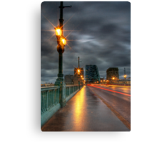 The Tyne Bridge Canvas Print