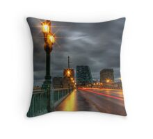 The Tyne Bridge Throw Pillow
