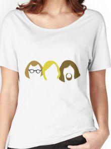 Yum Yum retro 80s three  Women's Relaxed Fit T-Shirt