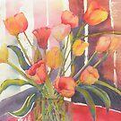 Watercolour: After Paraskeva Clark by Marion Chapman