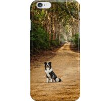 On the Road to.......? iPhone Case/Skin