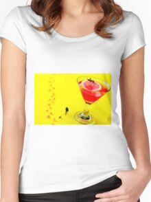 The Hunting Women's Fitted Scoop T-Shirt