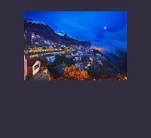 Night falling in Arachova & Parnassos mountain Unisex T-Shirt