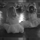 1st ballet class by marshy69