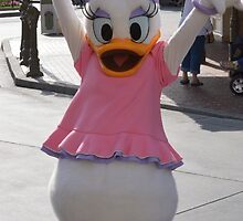 Disney Daisy Duck  by notheothereye