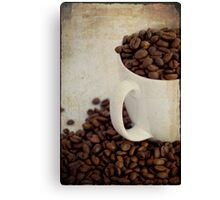 ~ Coffee Beans ~  Canvas Print