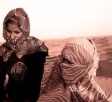 Nomad girls by bouche
