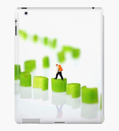 Walking On Celery iPad Case/Skin