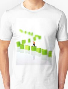 Walking On Celery Unisex T-Shirt