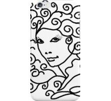 Miss Lily Medusa iPhone Case/Skin