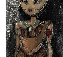 Voodoo Princess Poncahontas  by MrKinney
