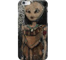 Voodoo Princess Poncahontas  iPhone Case/Skin