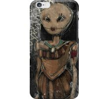 Voodoo Princess Poncahontas  iPhone Case/Skin