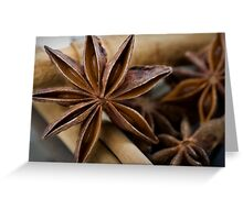 Anise Greeting Card