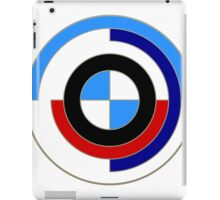 BMW M Sport Tribute iPad Case/Skin