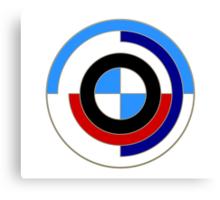 BMW M Sport Tribute Canvas Print