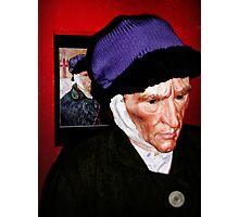 My friend Vincent Photographic Print
