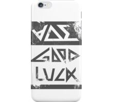 BEAST - GOOD LUCK iPhone Case/Skin