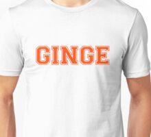 GINGE Unisex T-Shirt