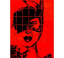 catwoman Photographic Print