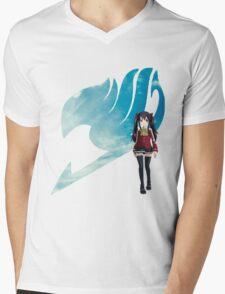Wendy Fairy Tail 11 Mens V-Neck T-Shirt
