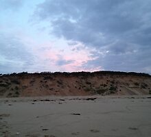 Dune Line in Cape Cod by MissCellaneous