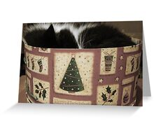 MERRY CHRISTMAS FROM THE CAT IN THE HAT (BOX) Greeting Card