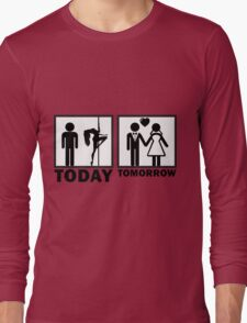 Funny Bachelor Party Long Sleeve T-Shirt