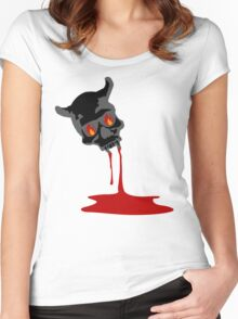Bloody Vampy Women's Fitted Scoop T-Shirt