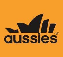 Aussie Sport by Tai's Tees by TAIs TEEs