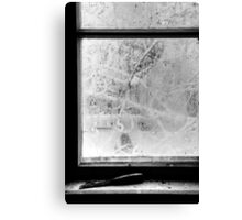 23.2.2014: Old Knife Canvas Print