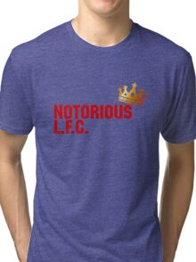 Notorious L.F.C. Tri-blend T-Shirt