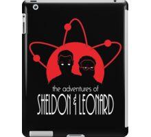 The Adventures of Sheldon & Leonard iPad Case/Skin