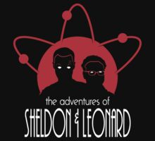 The Adventures of Sheldon & Leonard Kids Clothes