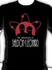 The Adventures of Sheldon & Leonard T-Shirt