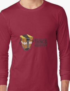 ClapTrap Troubles Long Sleeve T-Shirt