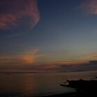 I find my solitude sometimes (Donsol, Philippines) by Aiwei Yu
