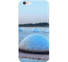 City Made of Rivets iPhone Case/Skin