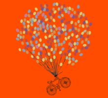 Bike & Balloons Kids Clothes