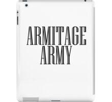 Richard Armitage Army iPad Case/Skin