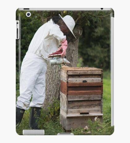 Bee keeper iPad Case/Skin